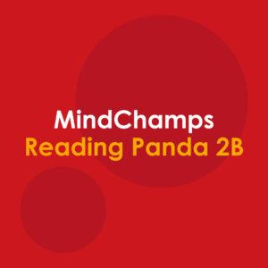 MindChamps Reading Levels 5 – 8 (Panda) for K1